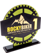 Troféu 0017 Bike - Rigdom
