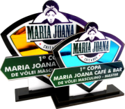 Troféu 0123 Maria Joana - Rigdom