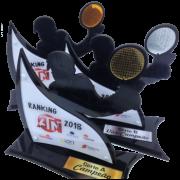 Troféu 0448 Tênis | Rigdom