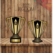 Troféu 0603 Futebol | Rigdom