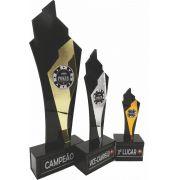 Troféu de Cartas p/ Truco, Poker, Sueca - CARTA 190