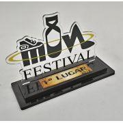 Troféu Festival Personalizável 230 - Rigdom