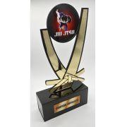 Troféu Luta Personalizável 090 - Rigdom