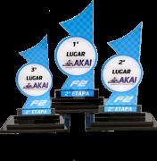 Troféu Personalizável CARRO 0057 - Rigdom