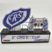 Troféu Personalizável CRS - Rigdom