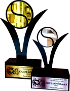 Troféu Personalizável TÊNIS 0114 - Rigdom