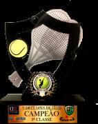 Troféu Personalizável TÊNIS 0449- Rigdom