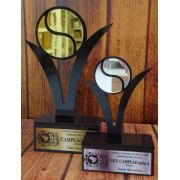 Troféu Personalizável TÊNIS 110 - Rigdom