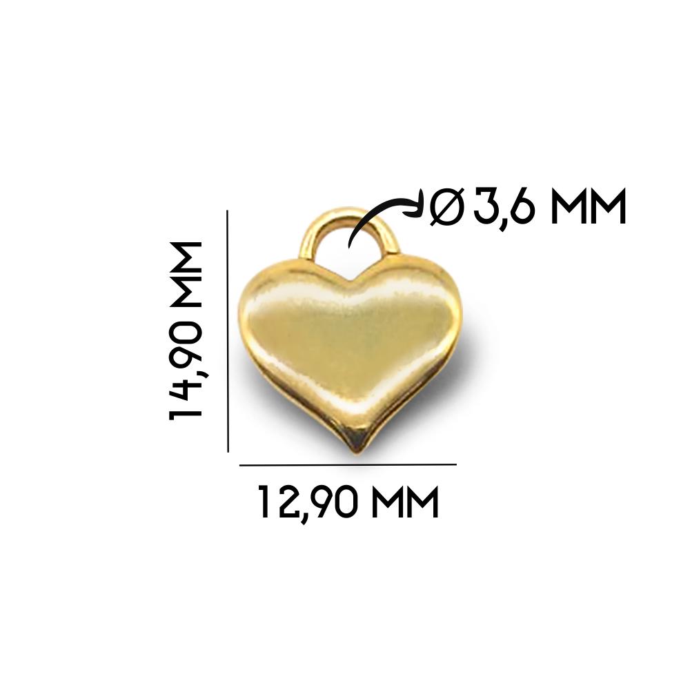 RG1466 PINGENTE | PCT COM 100 PCS