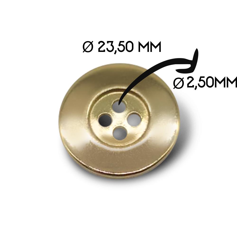 RG3999 CHAMPAGNE ENFEITE | PCT COM 100 PCS