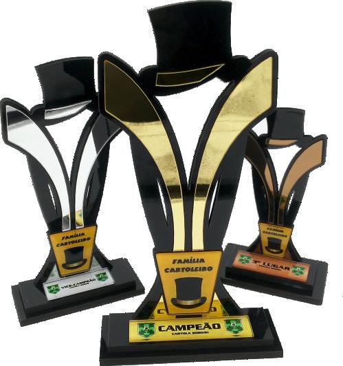 Troféu 0012 Cartola | Rigdom