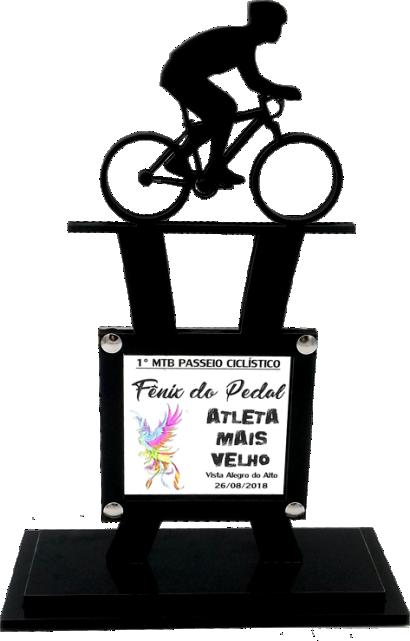 Troféu 0015 Bike - Rigdom