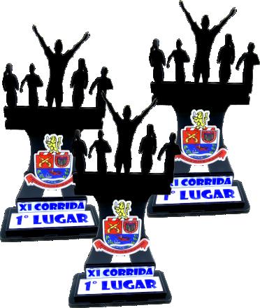 Troféu 0015 CP - Rigdom