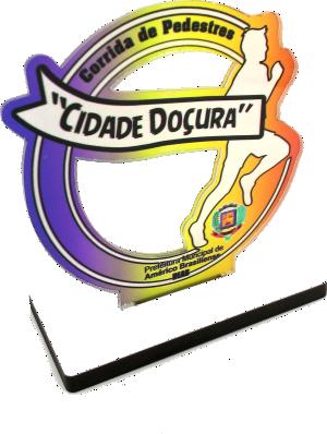 Troféu 0017 CP - Rigdom