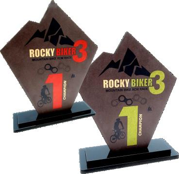 Troféu 0018 Bike - Rigdom