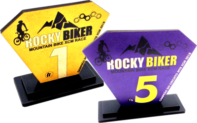 Troféu 0019 Bike - Rigdom