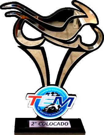 Troféu 0030 Moto - Rigdom