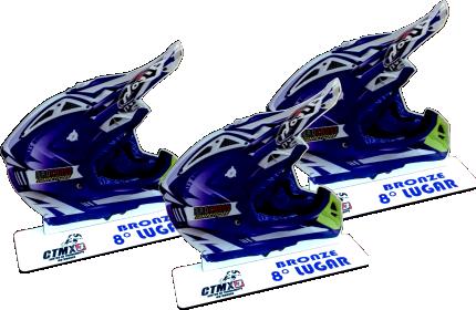 Troféu 0033 Moto - Rigdom