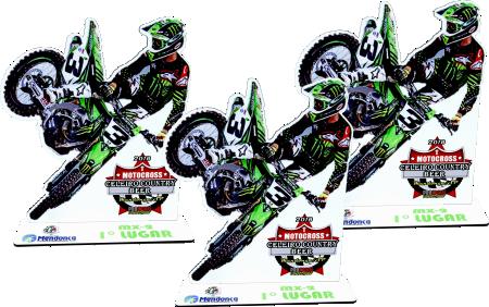 Troféu 0035 Moto - Rigdom