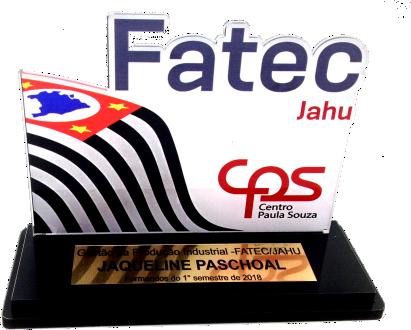 Troféu 0108 FATEC - Rigdom