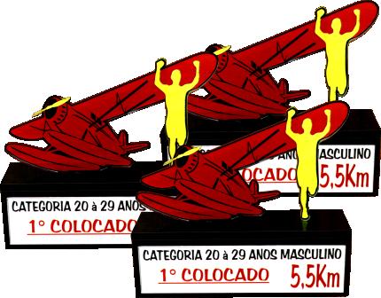 Troféu 0139 CP - Rigdom