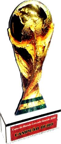 Troféu 0247 Futebol | Rigdom