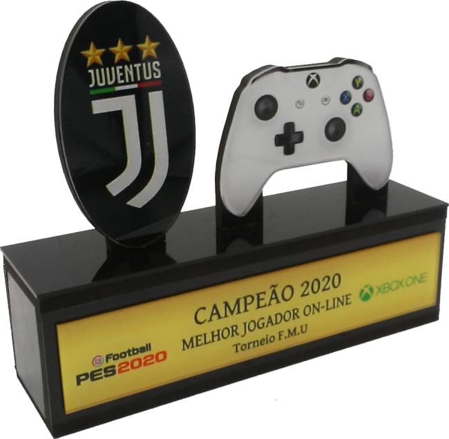 Troféu 0295 Games   Rigdom