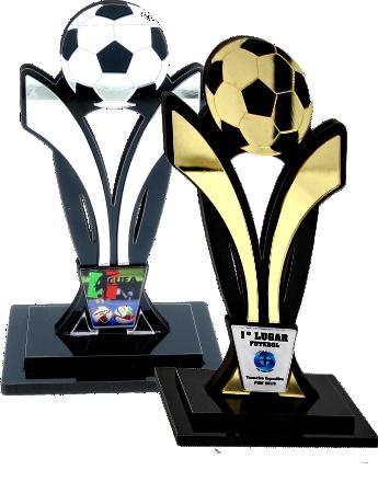 Troféu 0012 Futebol | Rigdom