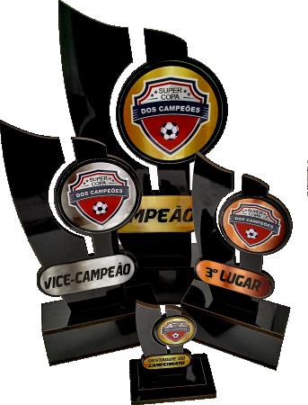 Troféu Futebol 0253 | Rigdom