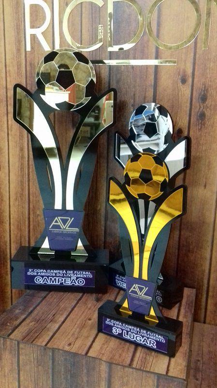 Troféu de Futebol/Futsal - FUT 020