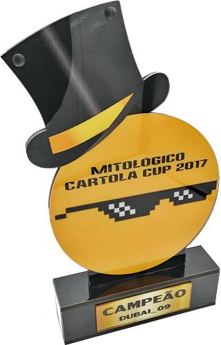 Troféu Mito Cartola - 0296