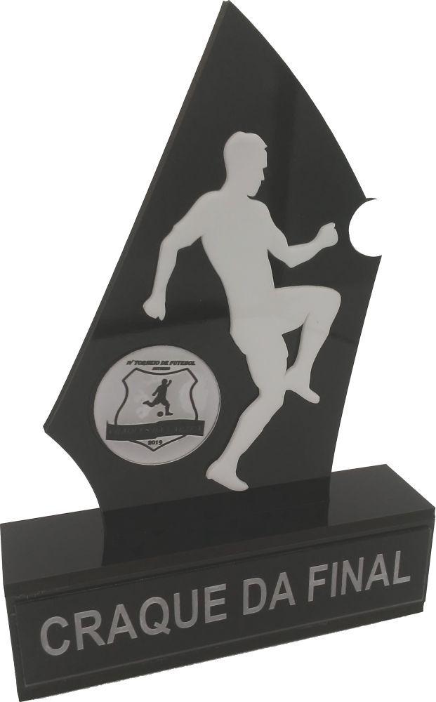 Troféu Para Premiação de Futebol - FUT 091