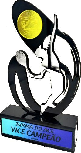 Troféu Personalizável 0435 - Rigdom