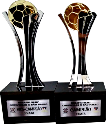 Troféu Personalizável Futebol - 0225