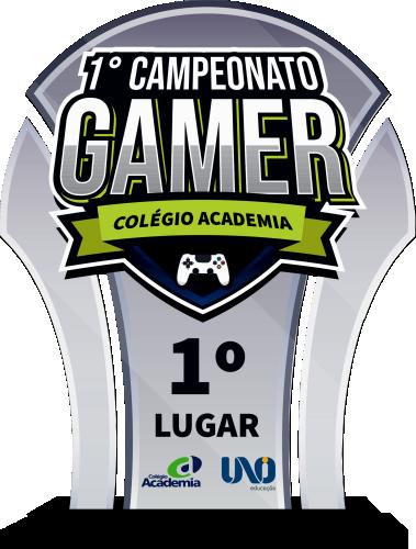 Troféu Personalizável Game 0315 - Rigdom
