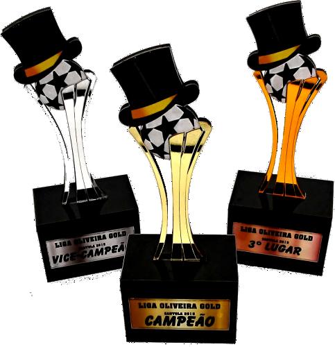 Troféu Cartola 0226 - Rigdom