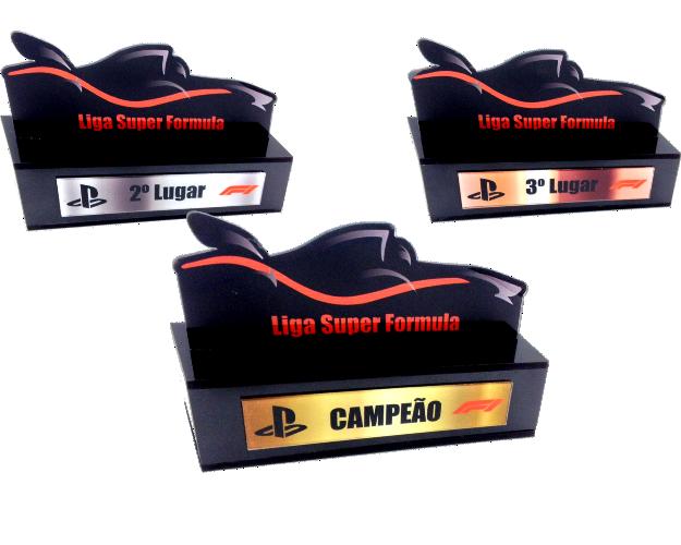 Troféu Personalizável Games 0291 - Rigdom