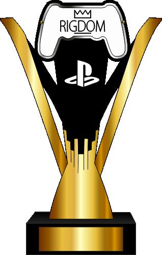 Troféu 0313 Games - Rigdom