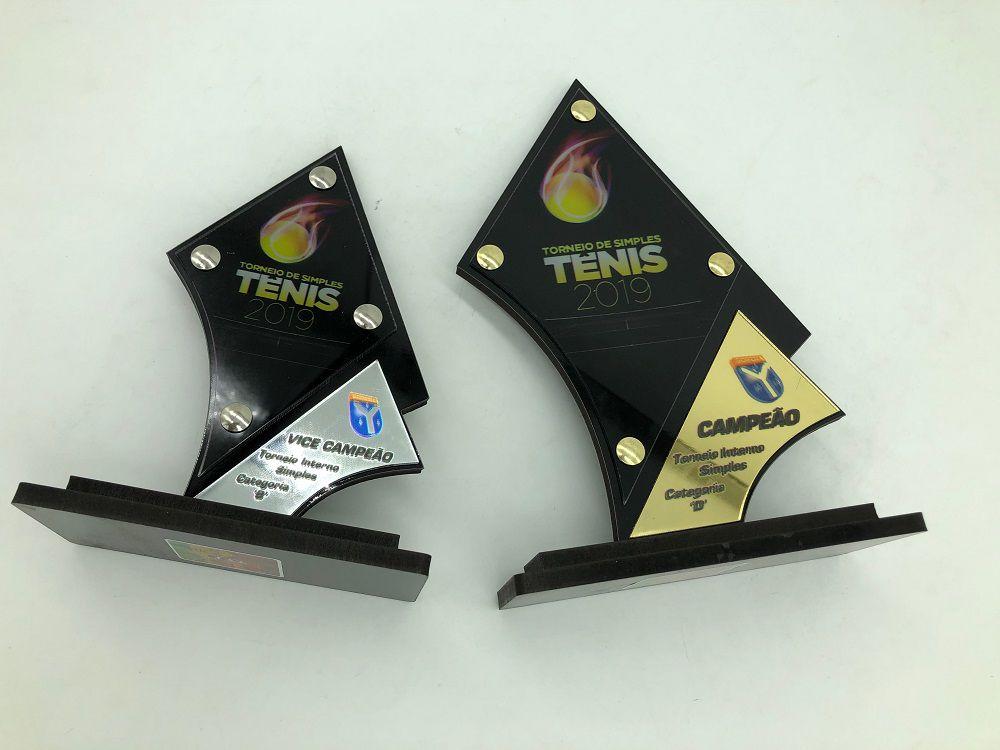 Troféu Personalizável TÊNIS 341 - Rigdom