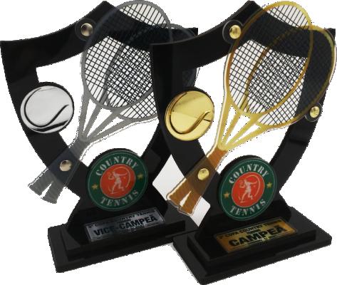 Troféu Tênis 0449 | Rigdom