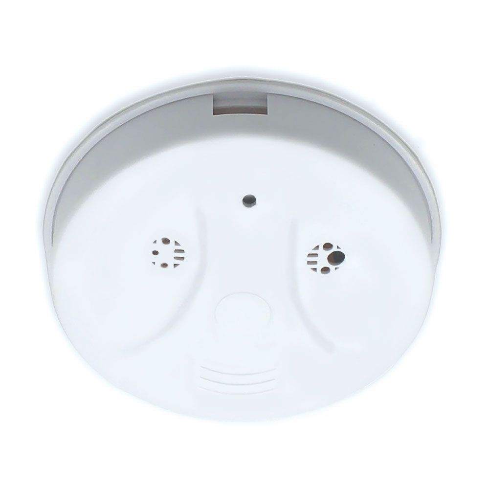 Alarme de Incêndio com Câmera Espiã, Gravador de Voz, Sensor de Movimento, HD  - Empório Forte