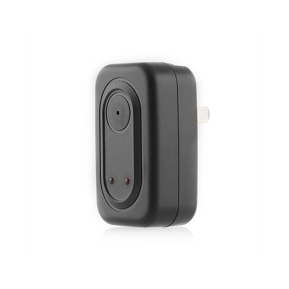 Carregador de Celular com Micro Câmera Espiã HD