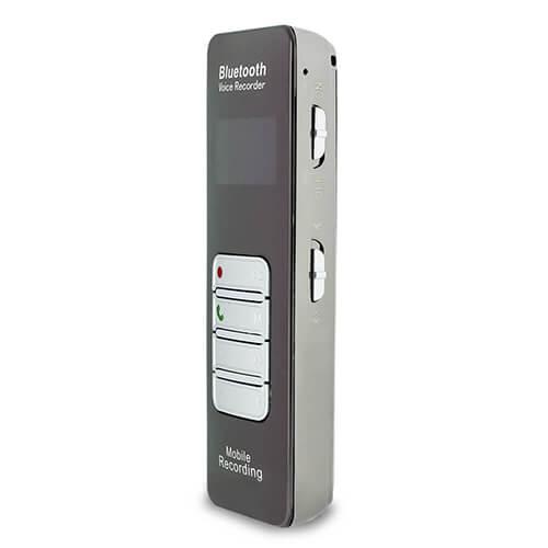 Gravador de Telefone Celular e Fixo, Grava até 500 Horas