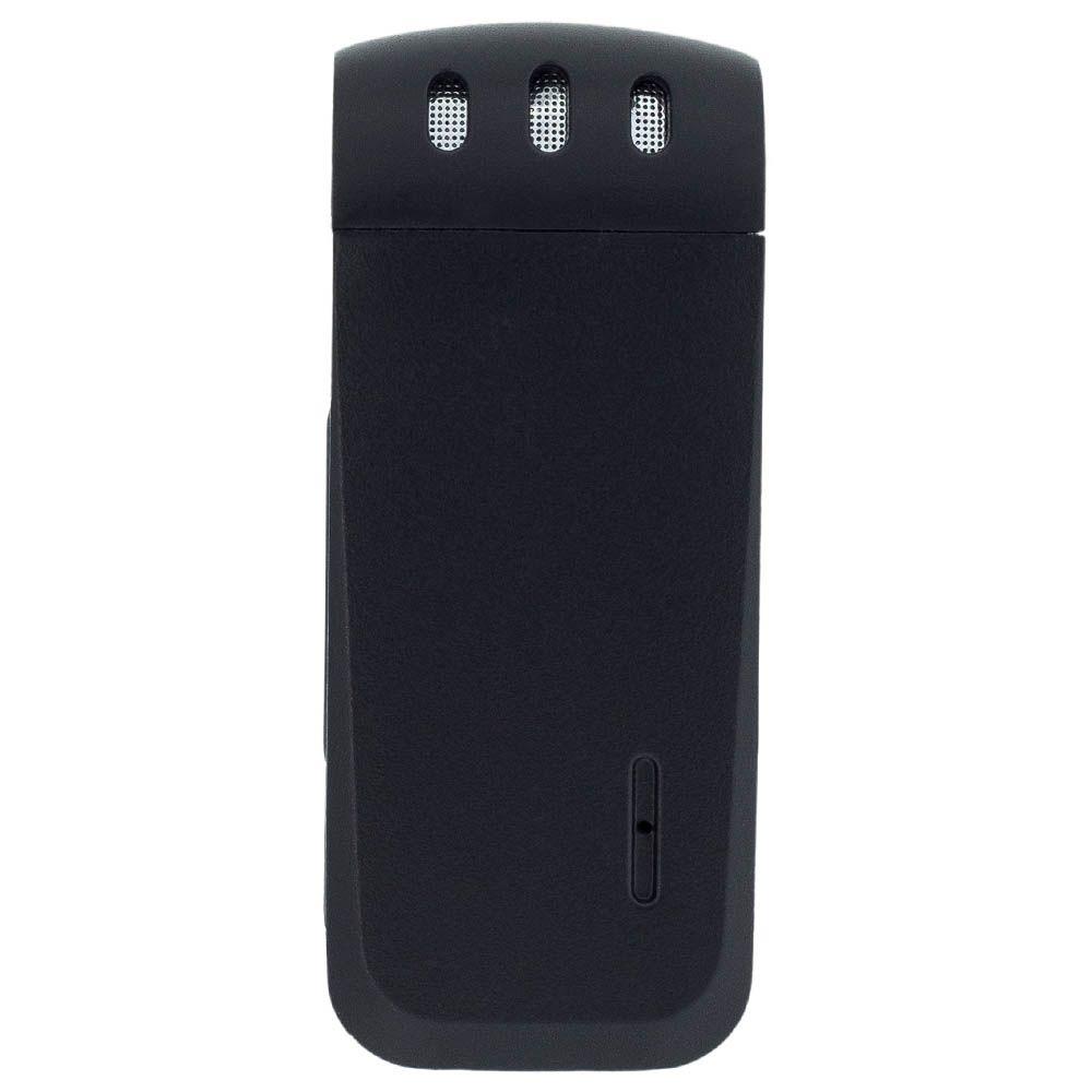 Mini Gravador de Voz, Grava 18 Horas Sem Parar, Mp3 Player  - Empório Forte