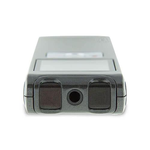 Gravador de Voz Para Laudos Médicos com Sensor de Áudio, Guarda 1110 Horas de Gravação