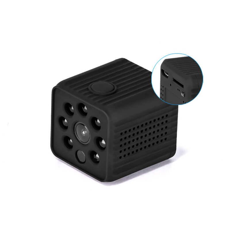 Micro Câmera Super 7 Horas de Filmagens