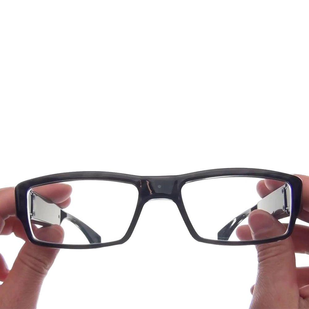 ... Óculos com Câmera Espiã, Gravação Contínua, Full HD - Empório Forte 462da76fdb