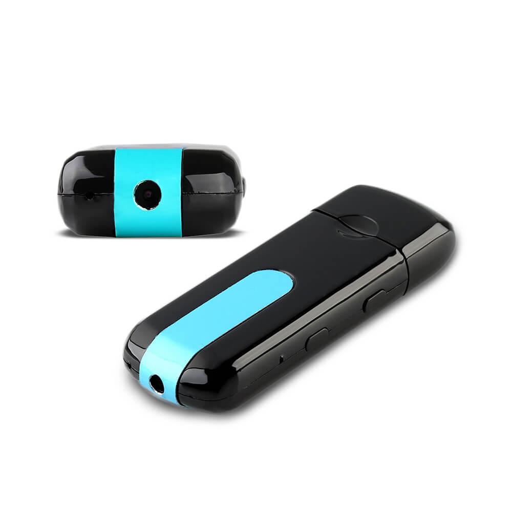 Pen Drive Espião com Câmera HD e Sensor de Movimentos