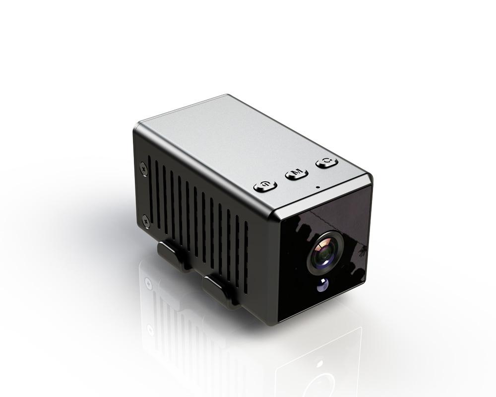 Mini Câmera Espiã WIFI 9 Horas de Filmagem