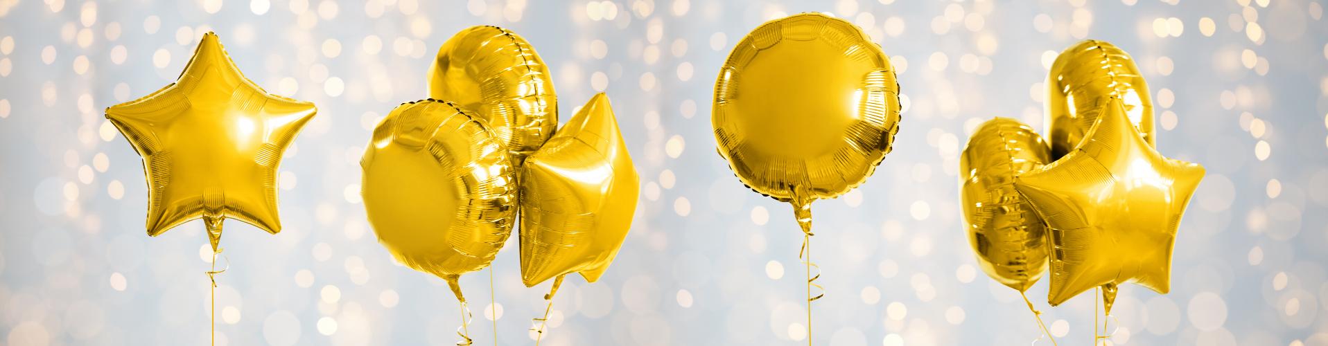Balões Metalizados